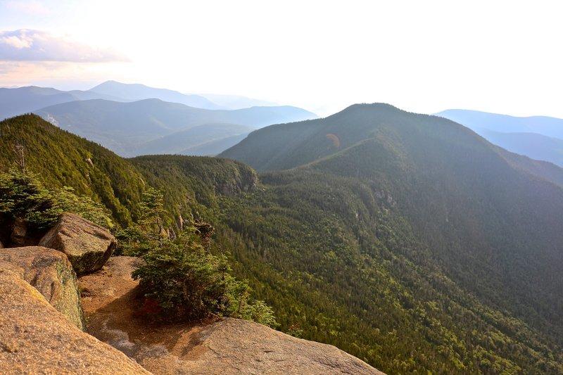 Osceola Mountain view