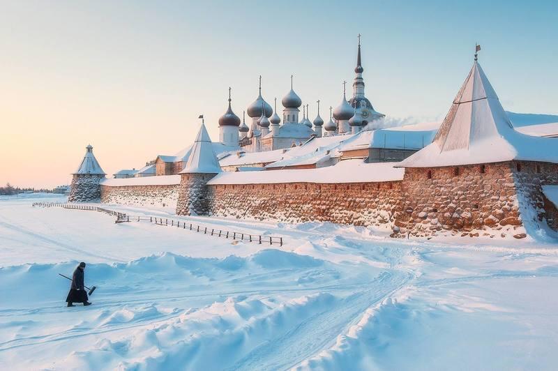 Solovetski Monastery