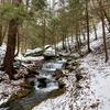 Healthy stream crossing