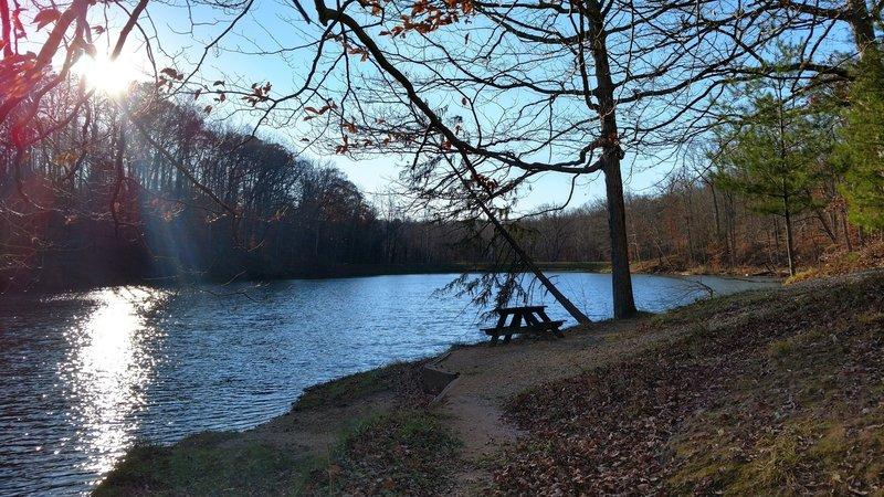 Bryant Creek Lake