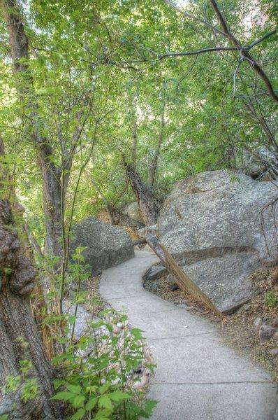 Catwalk Trail.