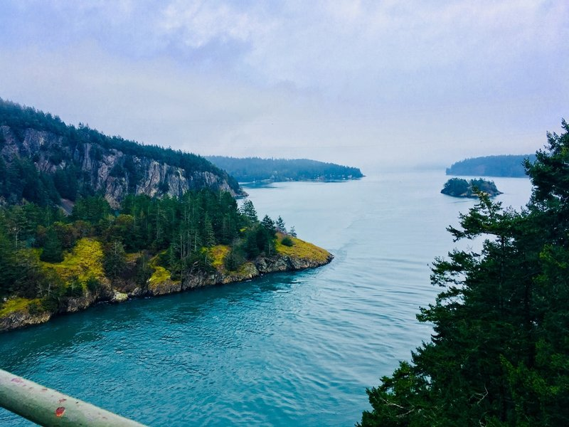 They say a photo is worth a thousand words, I think Deception Pass is worth a couple trillion.