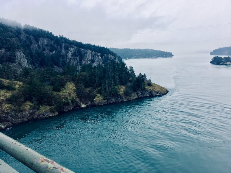Deception Pass in all it's glory.