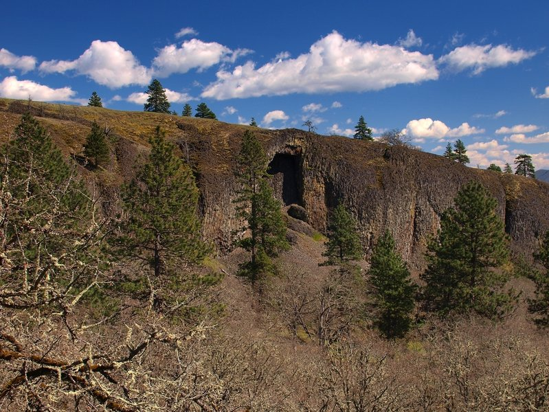 Catherine Creek Arch