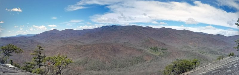 Looking Glass Rock payoff