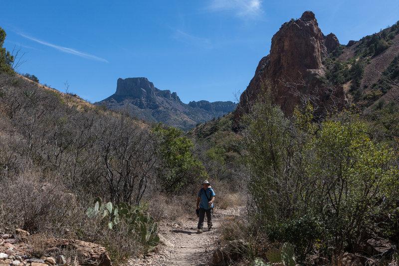 hiking Window Trail