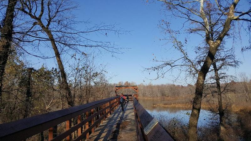 Main overlook at Eagle Slough