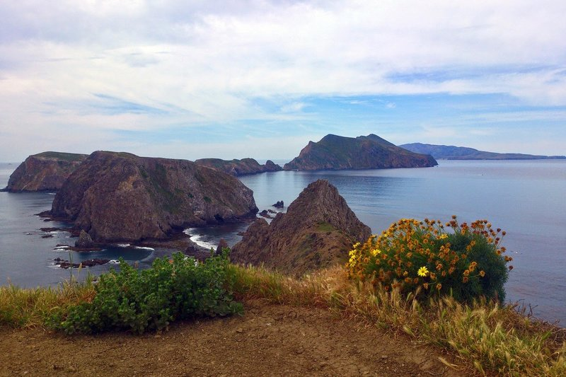 Anacapa Island, Inspiration Point, 2015.03.15.