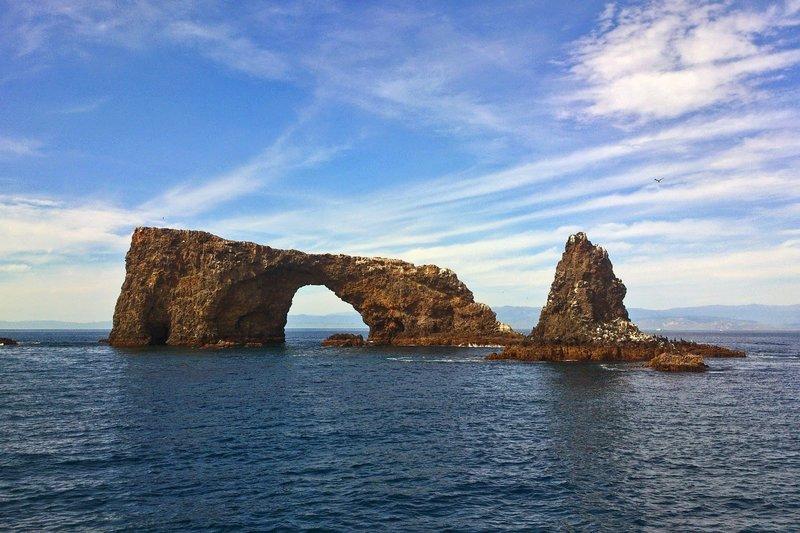 Anacapa Island, Arch Rock, 2015.03.15.