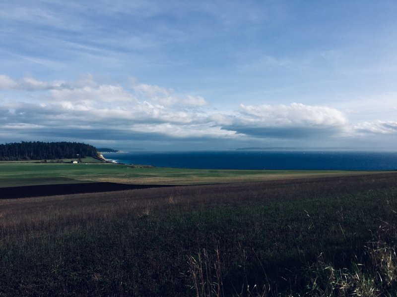 Ebey's National Historical Reserve.