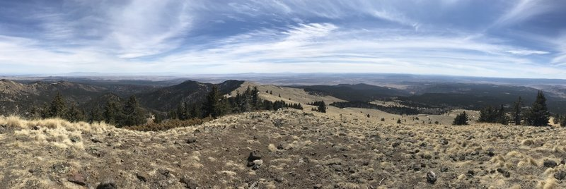 View from Mt. Taylor