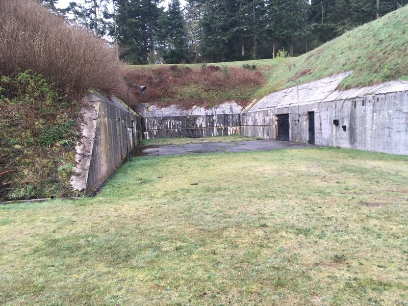 Battery Schenck Mortar Pit #1