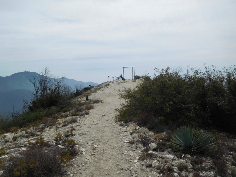 Summit of Mt. Lowe
