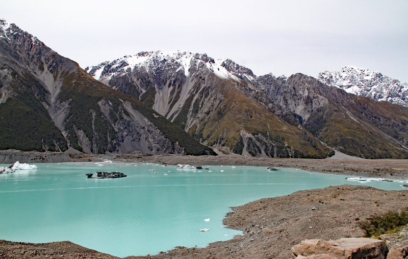 Lake Tasman.