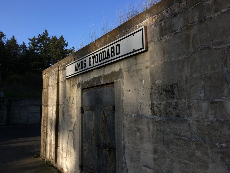 Battery Stoddard.