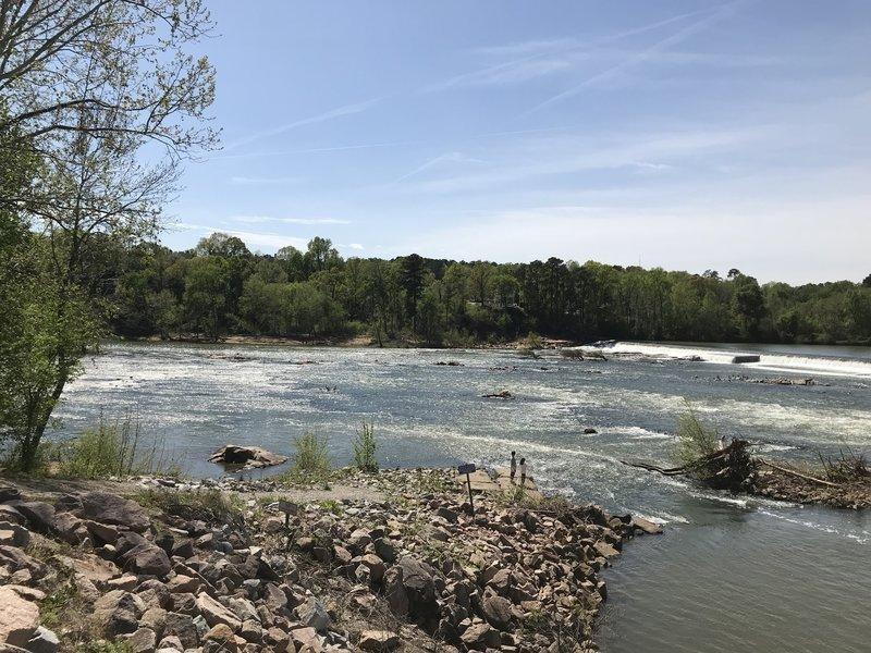 Broad River Dam