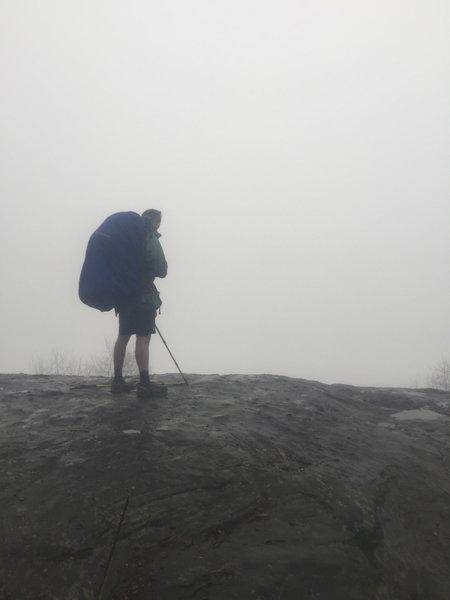 Georgia AT - Preacher Rock
