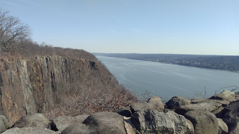Amazing view over Hudson River!
