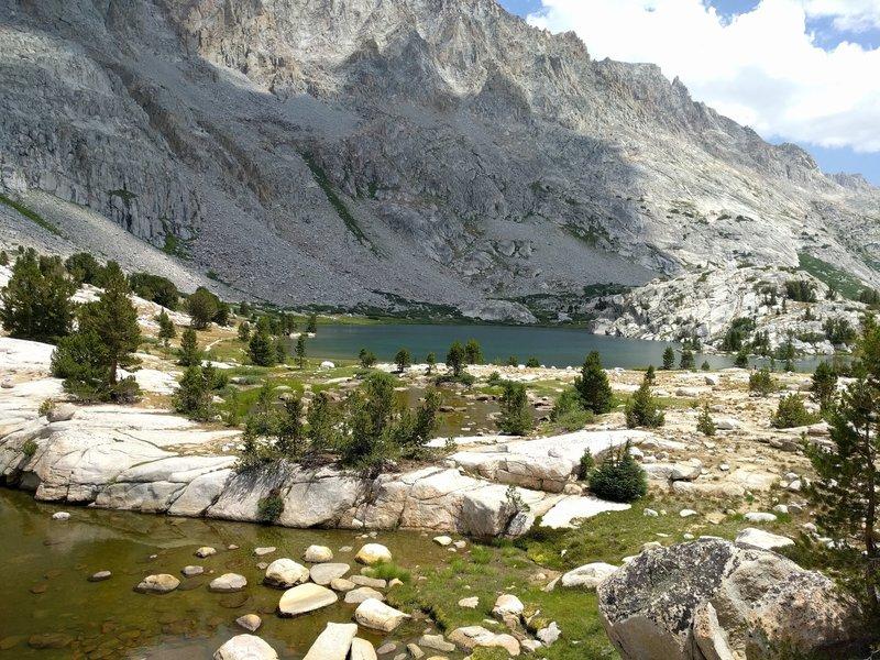 Evolution Lake.