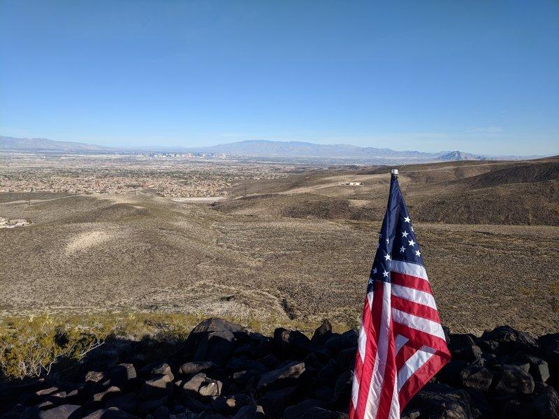 Top of Park Peak