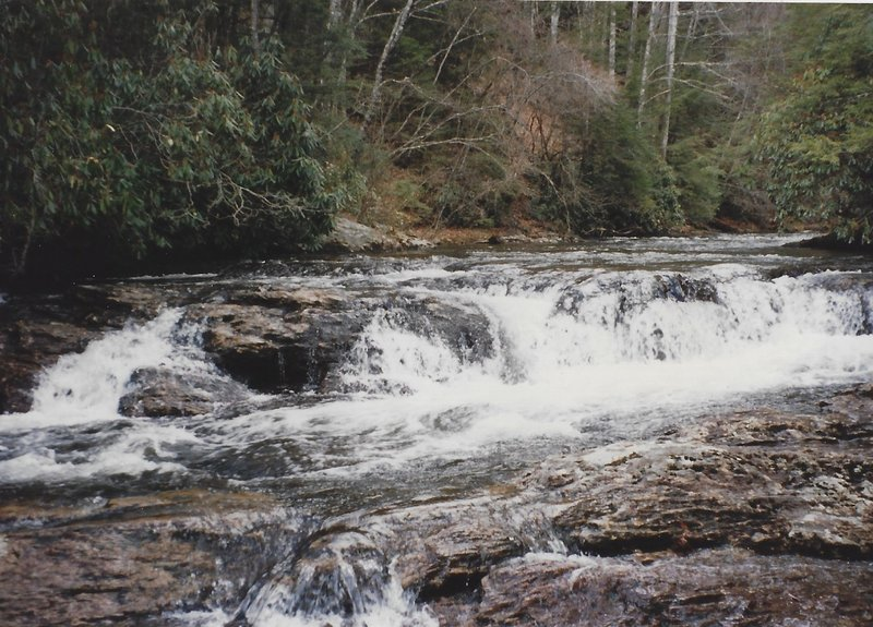 View of the Little River