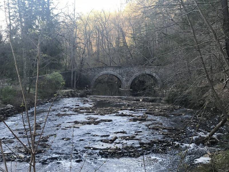 Rex Ave Bridge