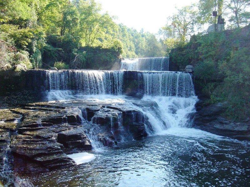 Seneca Mills Falls.