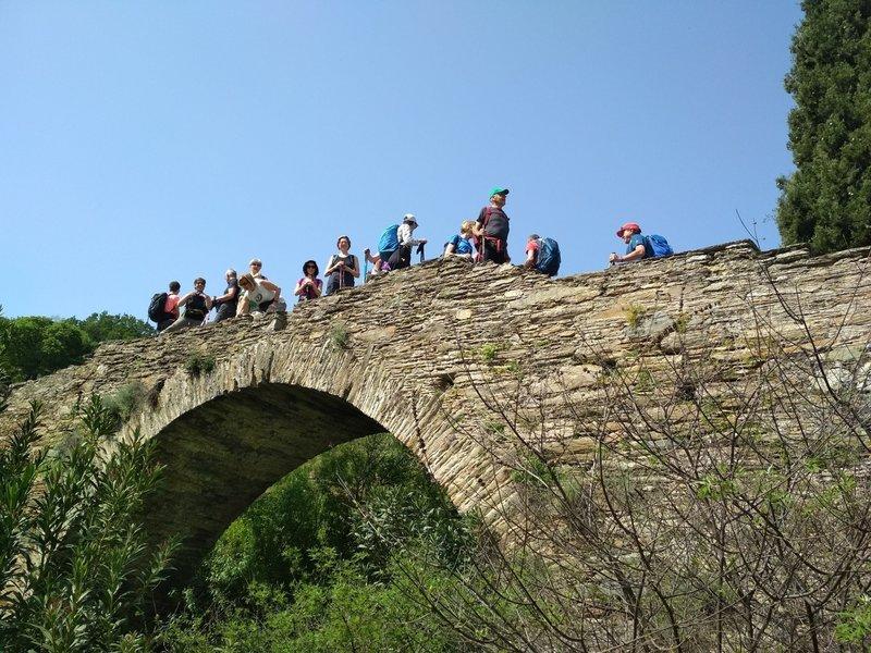 Stoichiomenis Stone Bridge