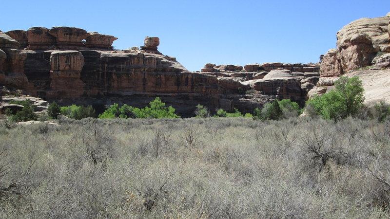 Side canyon