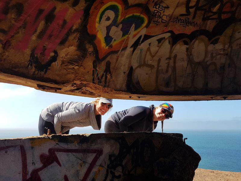 Former military bunker