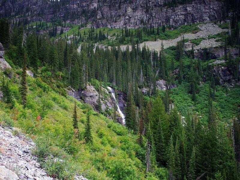 Beaver Medicine Falls