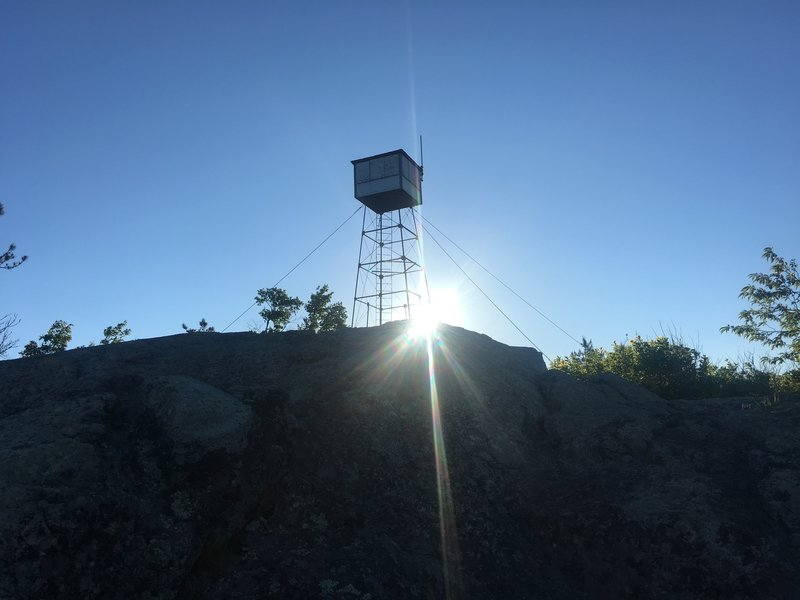 Pleasant Mountain Fire Tower