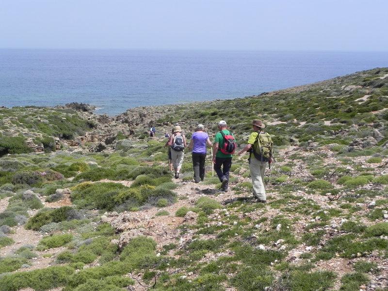Coastal hike to Ateni Beach