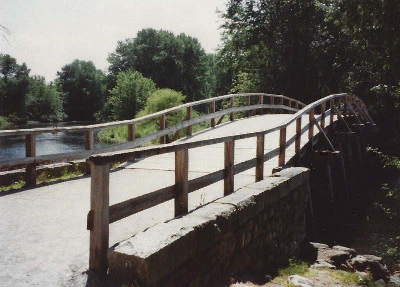 The Old North Bridge