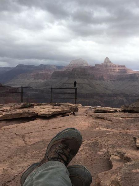 The Raven at Plateau Point.