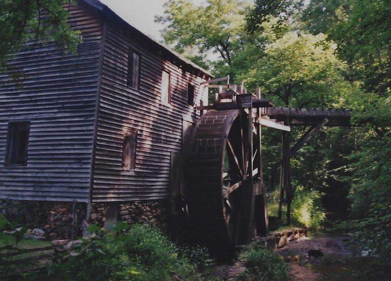 View of Hagood Mill