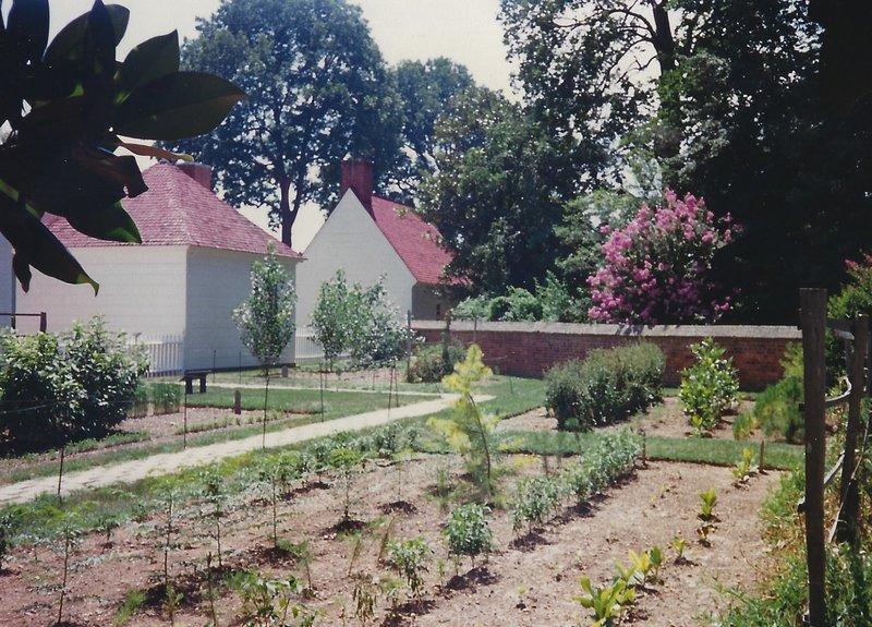 Mount Vernon Estates gardens