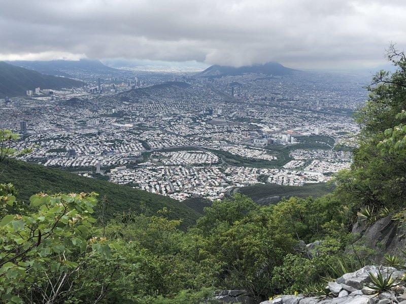 Paso de los Elefantes City View