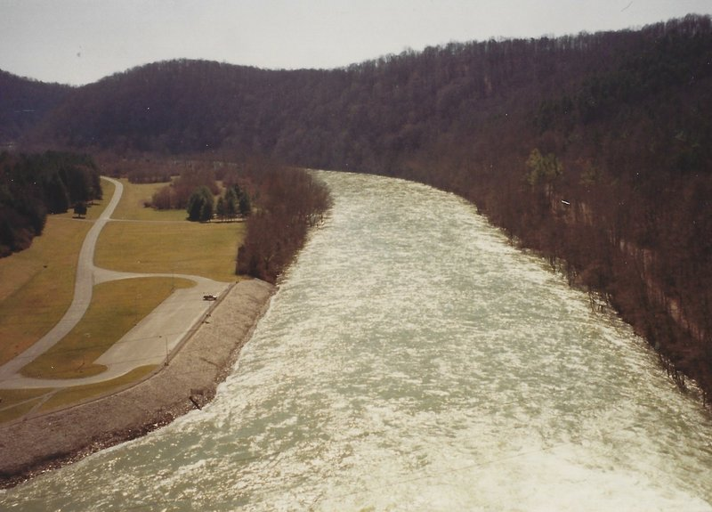 View of the Clinch River