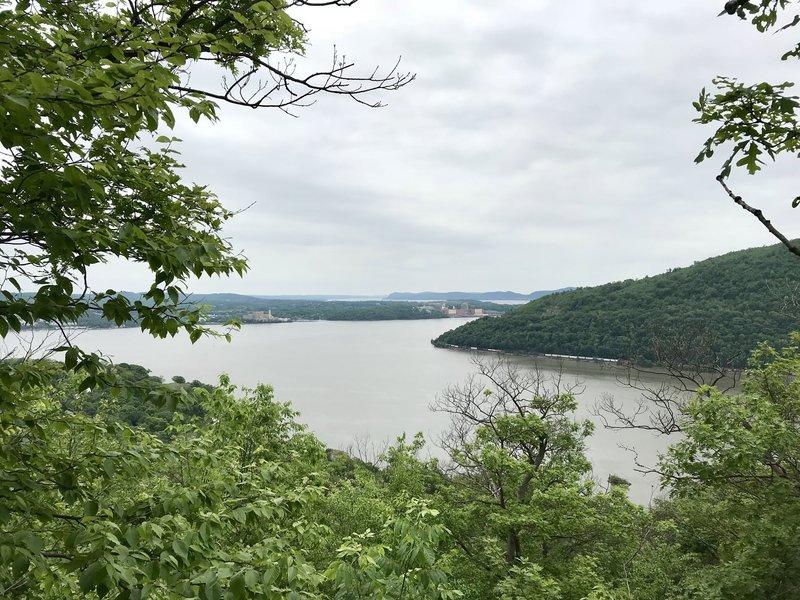Some nice Hudson views on this trail
