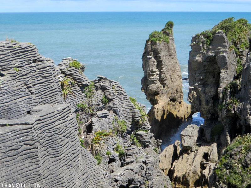 Pancake Rocks Lookout, Punakaiki & Paparoa National Park