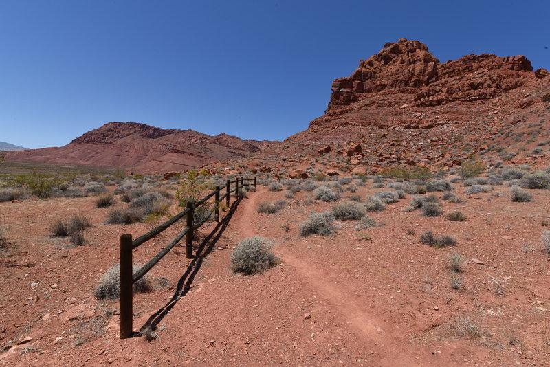 Padre Canyon Trail