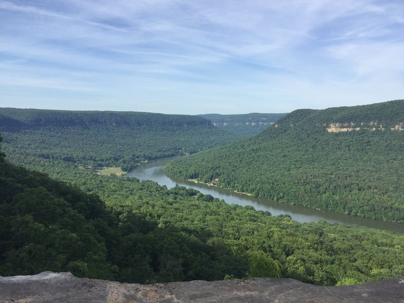 Snoopers Rock Overlook Left