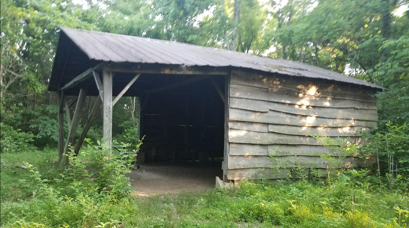 Old Barn Shelter