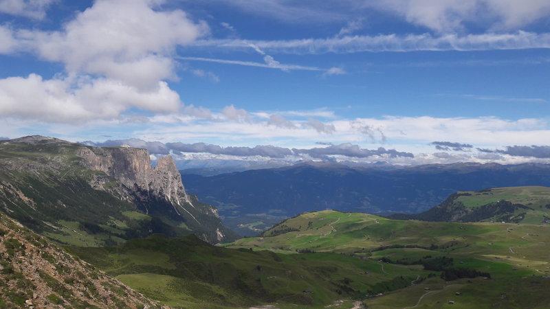 Alpe di Siusi - Sciliar