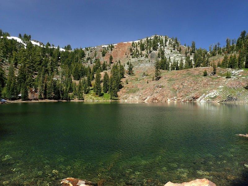 Siphon (or Syphon) Lake