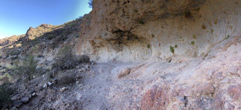 Wind Cave Trail, Usery Mountain Regional Park, Phoenix.