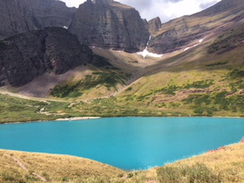 Cracker Lake, Glacier