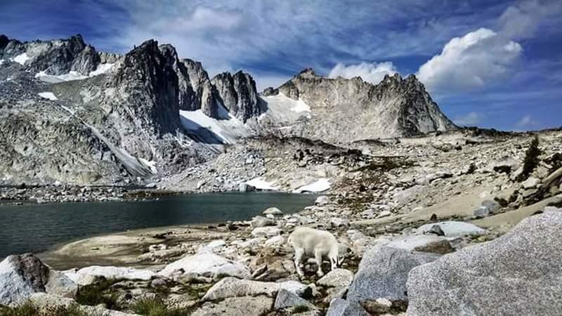 Top of Aasgard Pass