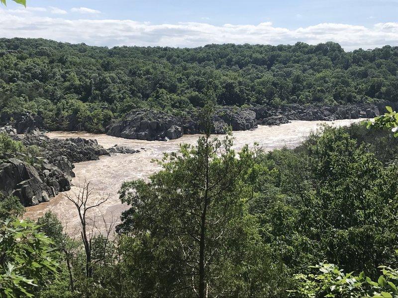 Overlook, Great Falls Potomac River